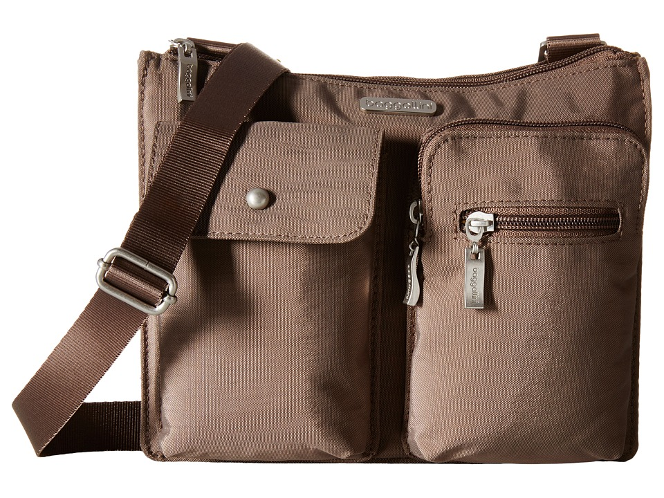 Baggallini Everything Bagg (Portobello) Cross Body Handbags