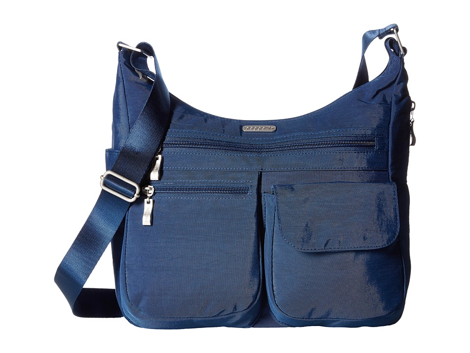 Baggallini Everywhere Bagg (Pacific) Cross Body Handbags
