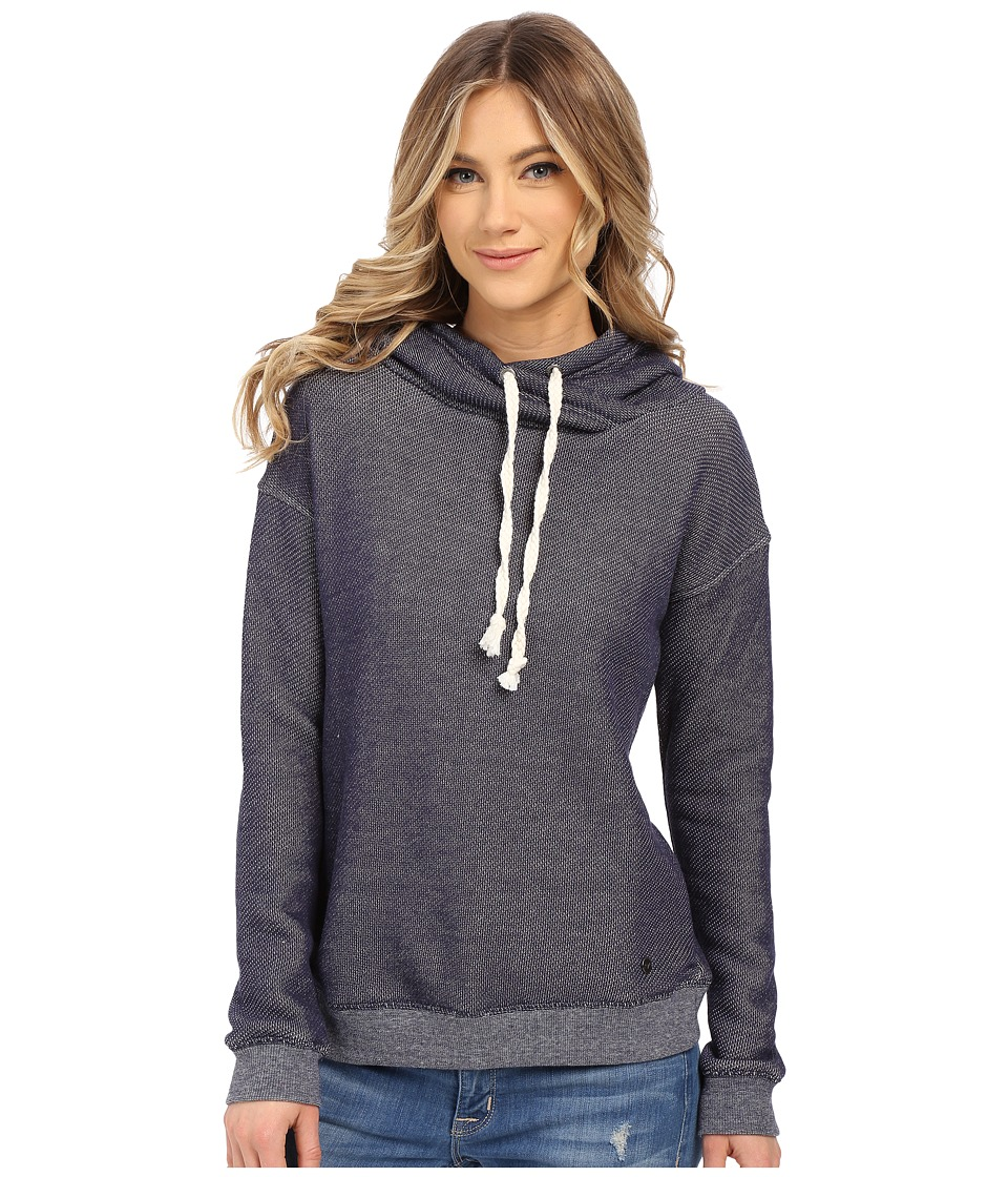 Roxy Apollo Bay Hoodie Eclipse Womens Sweatshirt