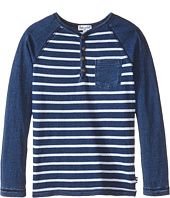 Splendid Littles - Knit Stripe Henley (Little Kids)
