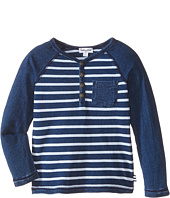 Splendid Littles - Knit Stripe Henley (Toddler)