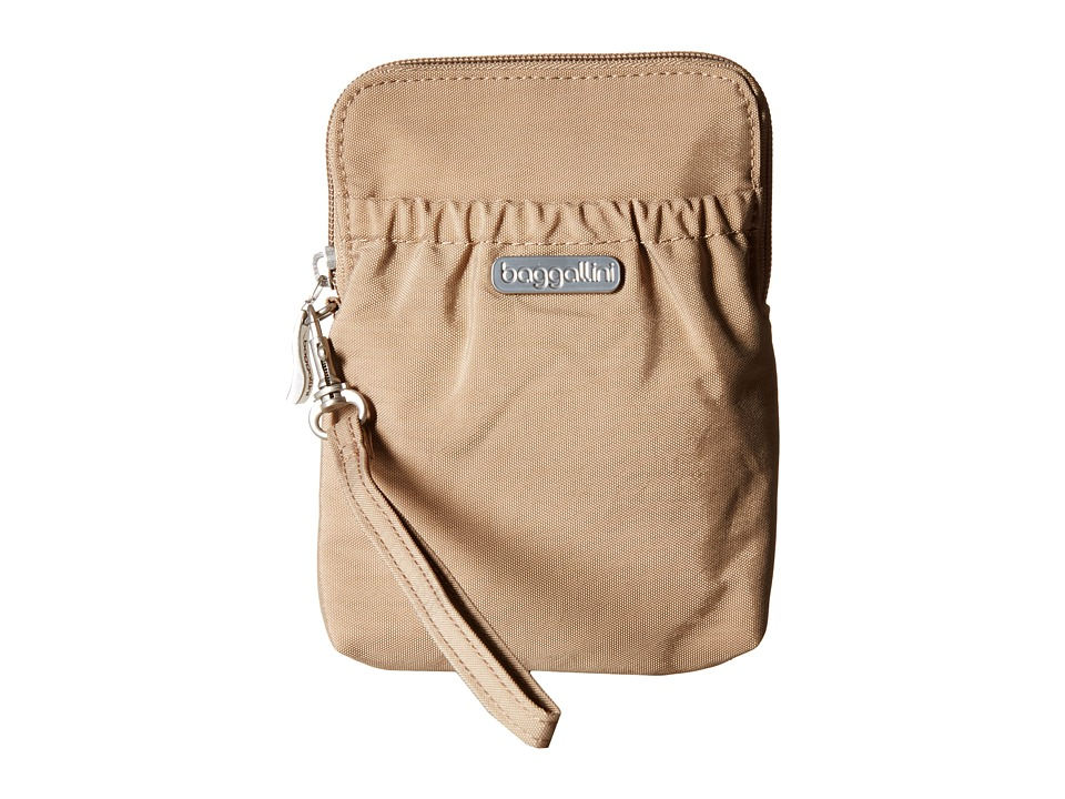 Baggallini Bryant Pouch Beach Cross Body Handbags