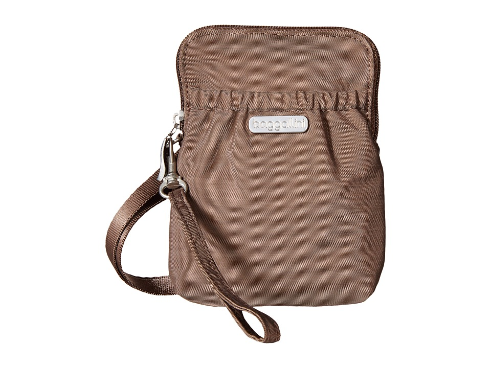 Baggallini Bryant Pouch (Portobello) Cross Body Handbags