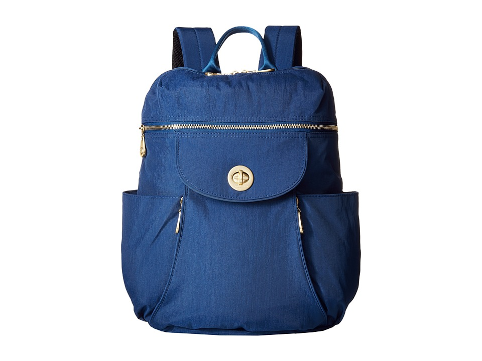 Baggallini Gold Capetown Backpack Pacific Backpack Bags
