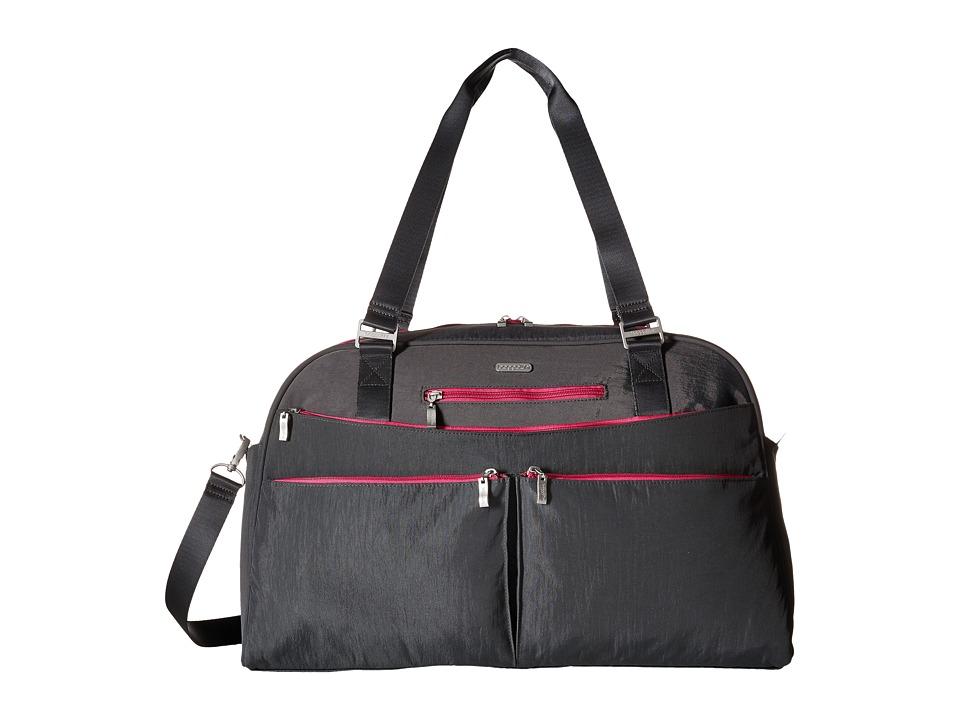 Baggallini Weekender (Charcoal) Bags