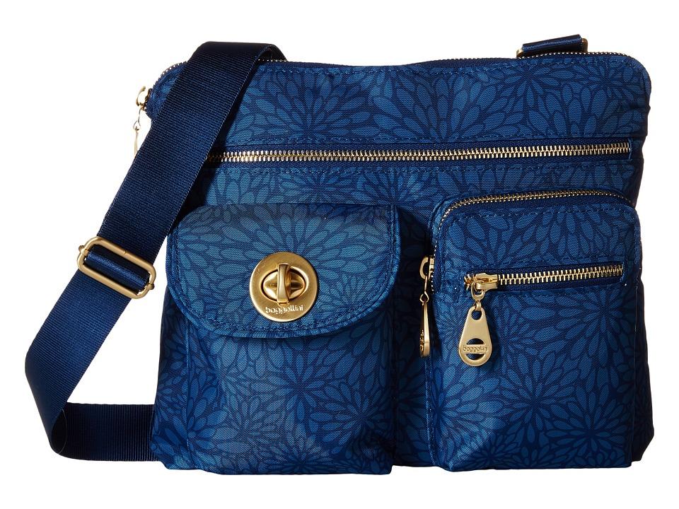 Baggallini - Gold Sydney (Pacific Floral) Handbags
