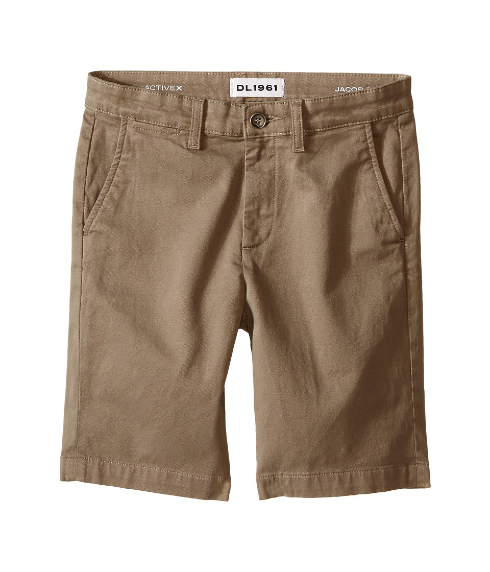 DL1961 Kids - Jacob Chino Shorts in Cannon