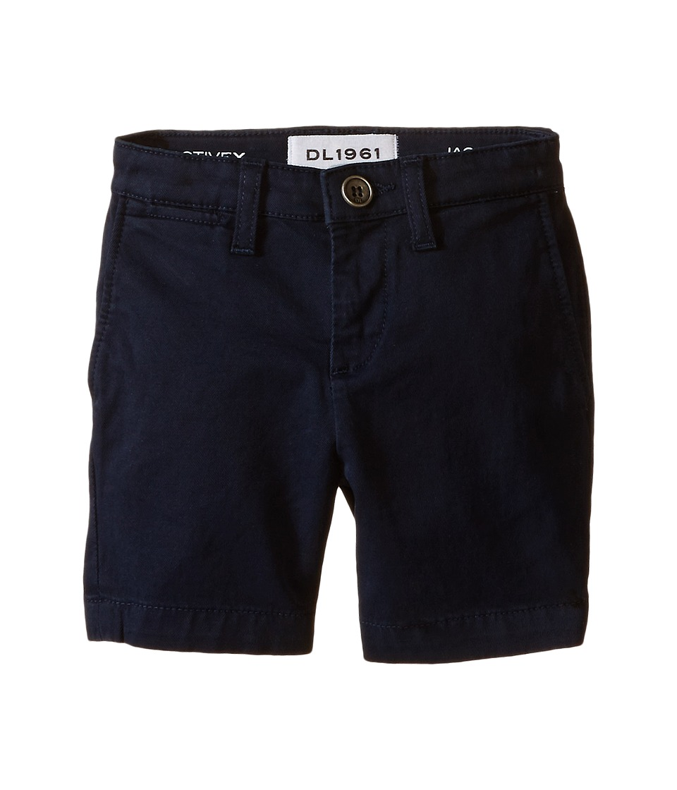 DL1961 Kids - Jacob Chino Shorts in Hammond