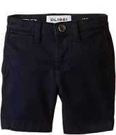 DL1961 Kids - Jacob Chino Shorts in Hammond (Toddler/Little Kids/Big Kids)