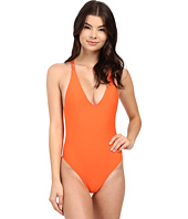 Volcom - Simply Solid One-Piece Swimsuit