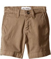 DL1961 Kids - Jacob Chino Shorts in Cannon (Toddler/Little Kids/Big Kids)