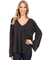 B Collection by Bobeau - Cupro Knit Top