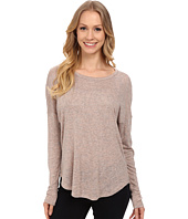 B Collection by Bobeau - High-Low Knit Shirt