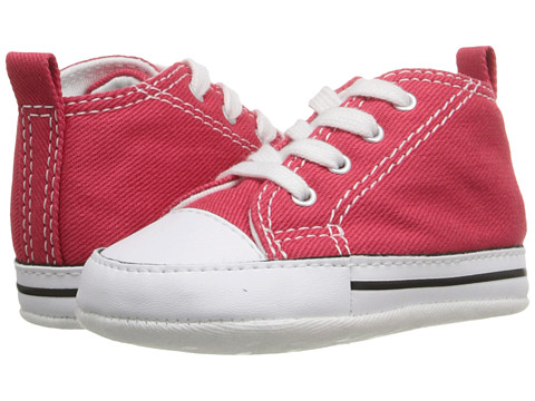 Converse Kids Ctas First Star (Infant/Toddler) - Red