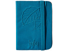 Haiku Track RFID Passport Case (Sea Blue)