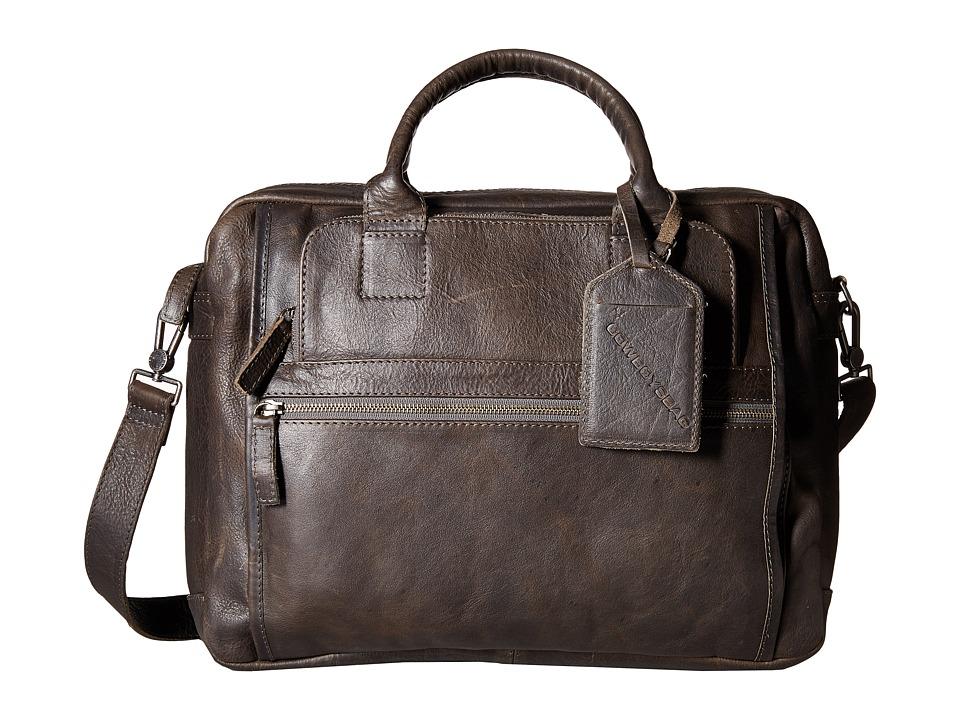 COWBOYSBELT - Boaz (Anthracite) Briefcase Bags