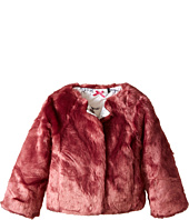 IKKS - Faux Fur Jacket (Little Kids/Big Kids)