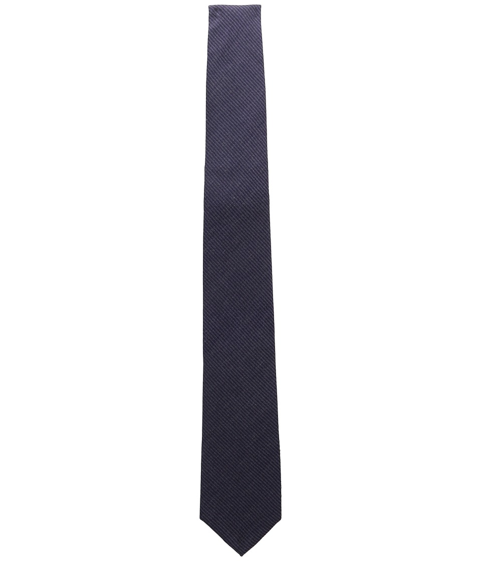 Kenneth Cole Reaction Melange Solid Purple Ties