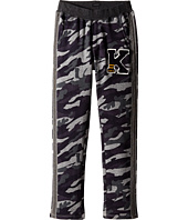 IKKS - Camo Print Sweat Jogger Pants with Chambray Strip (Little Kids/Big Kids)