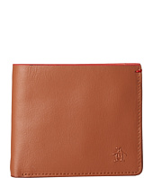 Original Penguin - Leather Bi-Fold Wallet