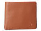 Original Penguin Leather Bi-Fold Wallet (English Tan)