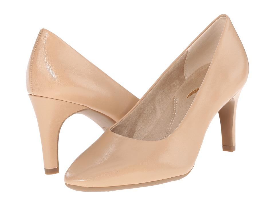 Aerosoles Exquisite (Nude Leather) High Heels