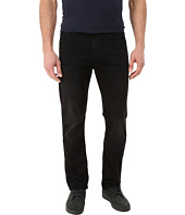 7 For All Mankind - The Straight in Washed Black