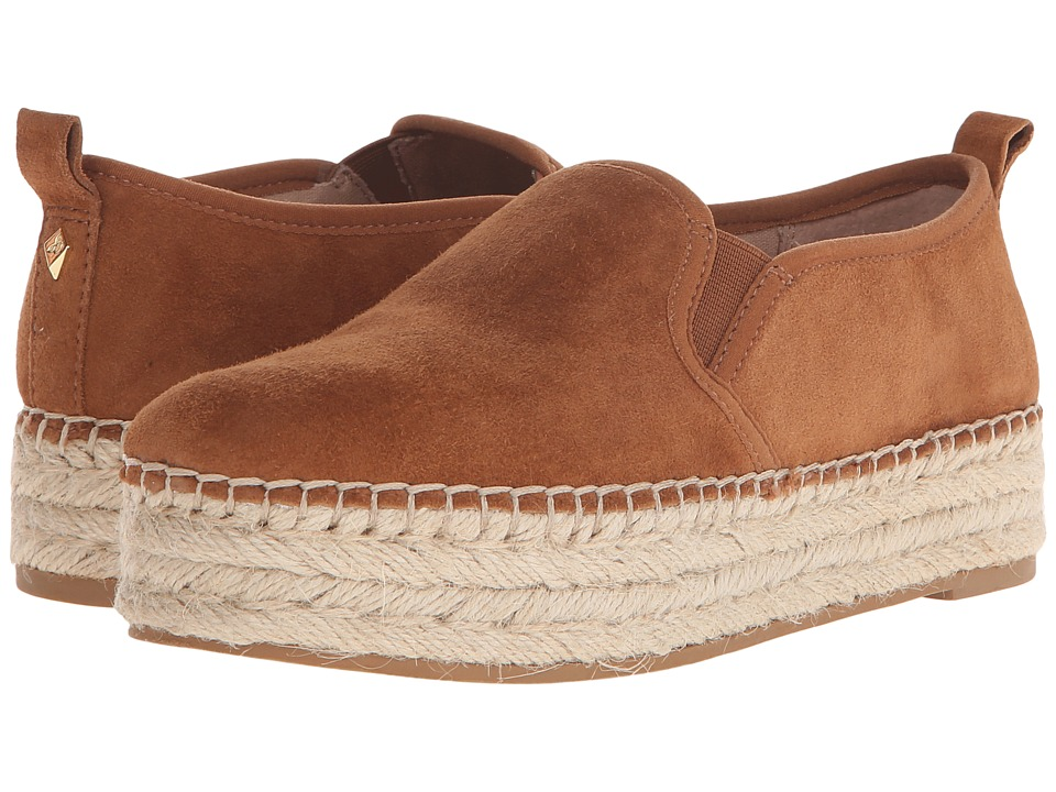 Sam Edelman - Carrin (Saddle Kid Suede Leather) Women