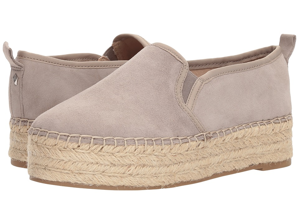 Sam Edelman Carrin (Putty Kid Suede Leather) Slip-On Shoes