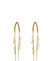 Rebecca Minkoff - Wishbone Drop Earrings