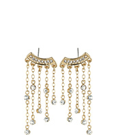 Rebecca Minkoff - Fringe Hoop Earrings