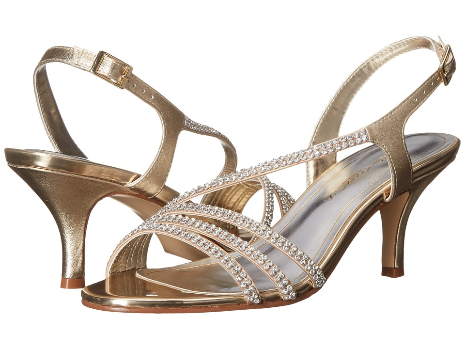 Caparros Bethany Gold Metallic Womens Shoes
