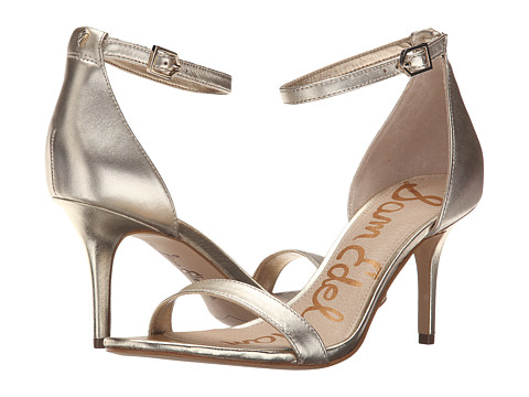 Sam Edelman Patti - Light Gold Leather