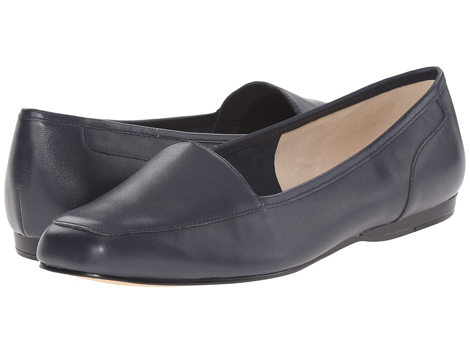 Bandolino Liberty (Navy Leather) Slip-On Shoes