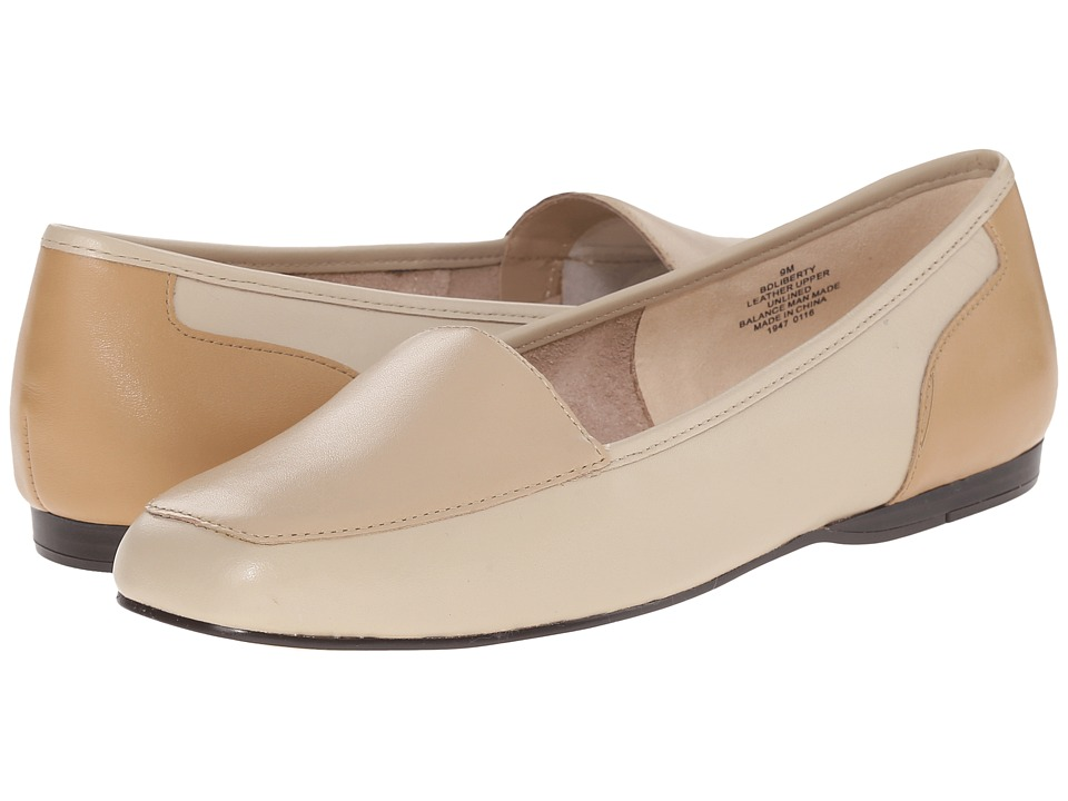 Bandolino Liberty Wheatfield Multi Leather Womens Slip on Shoes