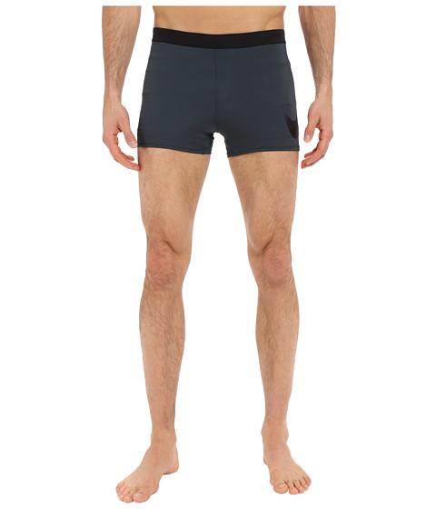 Nike Metro Big Swoosh Square Leg Swim Trunk