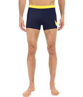 Nike - Metro Big Swoosh Square Leg Swim Trunk