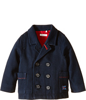 IKKS - Heavy Blazer Jacket with Sailor Buttons (Infant/Toddler)