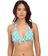 Tommy Bahama - Ikat Reversible Halter Cup Bra