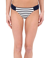 Tommy Bahama - Mare Stripe Side Shirred Hipster