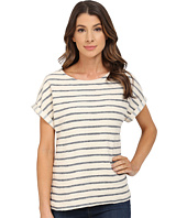 Bobeau - Novelty Stripe Top
