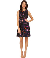 Vince Camuto - Sleeveless Printed Fit & Flare Dress