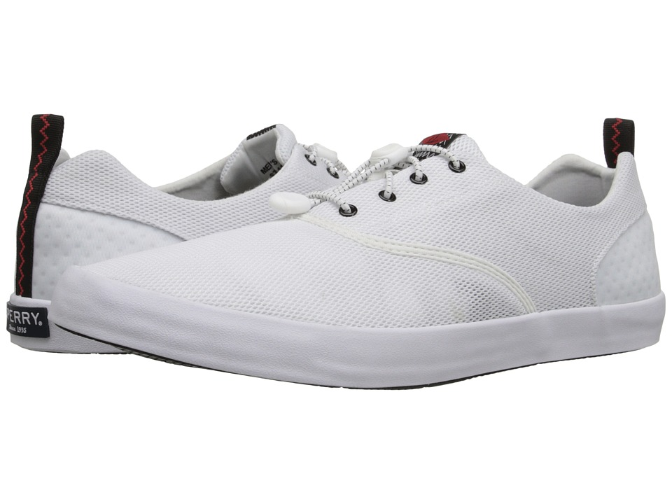 Sperry Top-Sider - Flex Deck CVO (White) Men