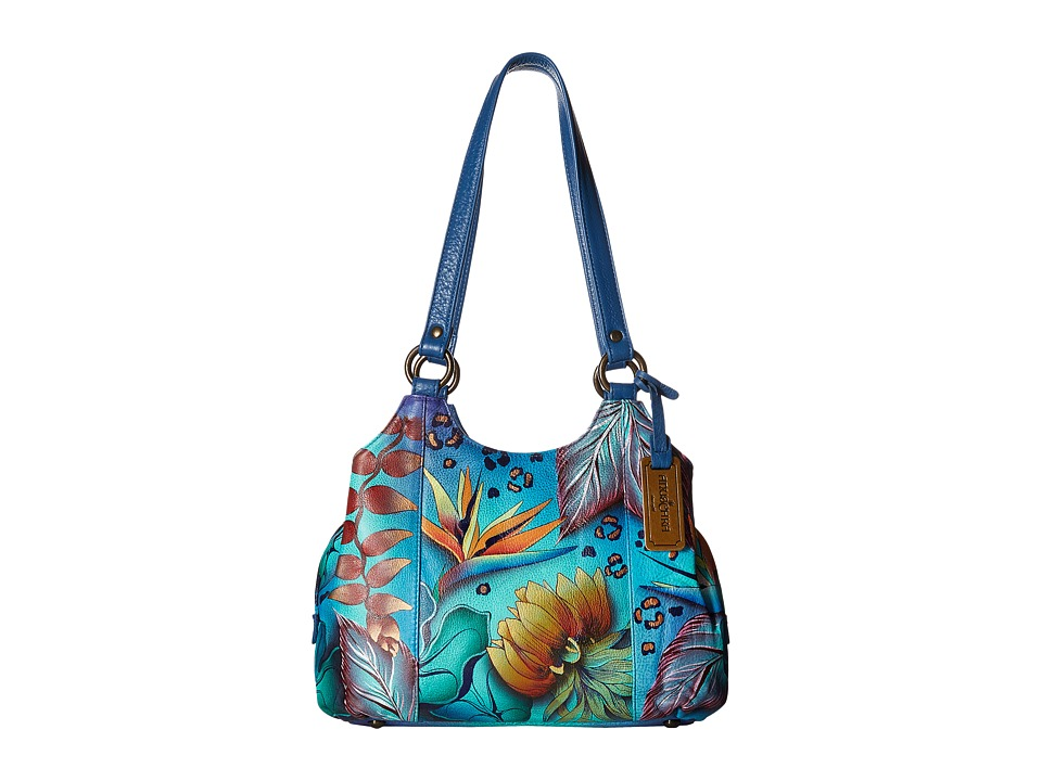 Anuschka Handbags - 469 (Tropical Dream) Handbags