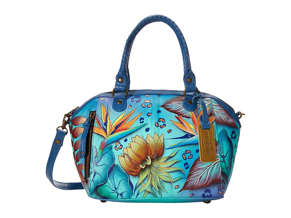 Anuschka Handbags - 561 (Tropical Dream) Tote Handbags