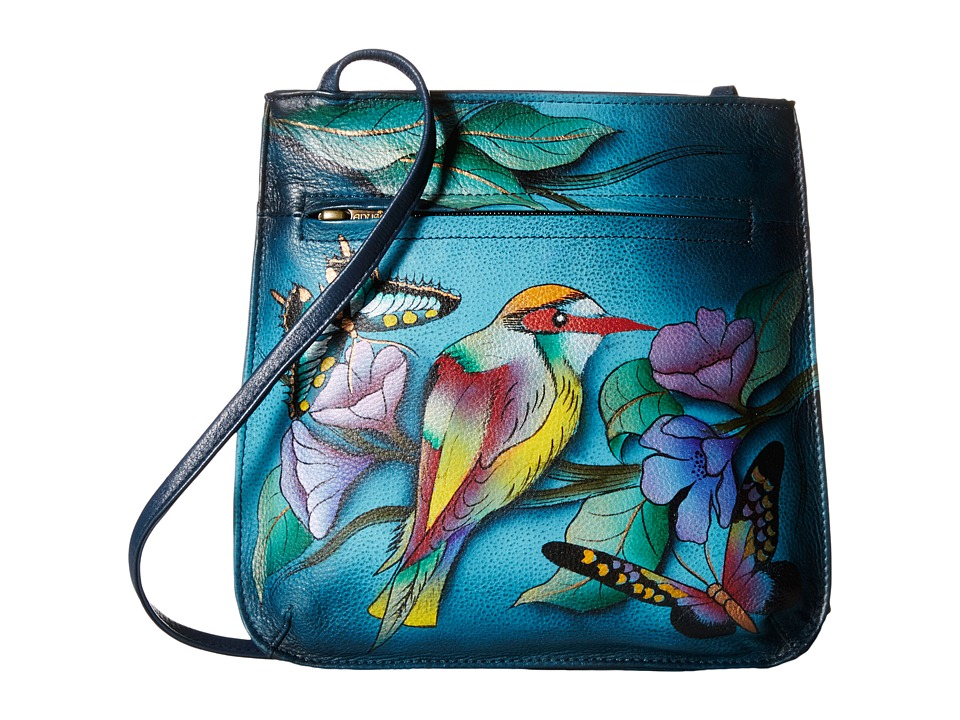Anuschka Handbags - 452 (Hawaiian Twilight) Cross Body Handbags