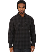 Obey - Huddle Long Sleeve Woven Shirt