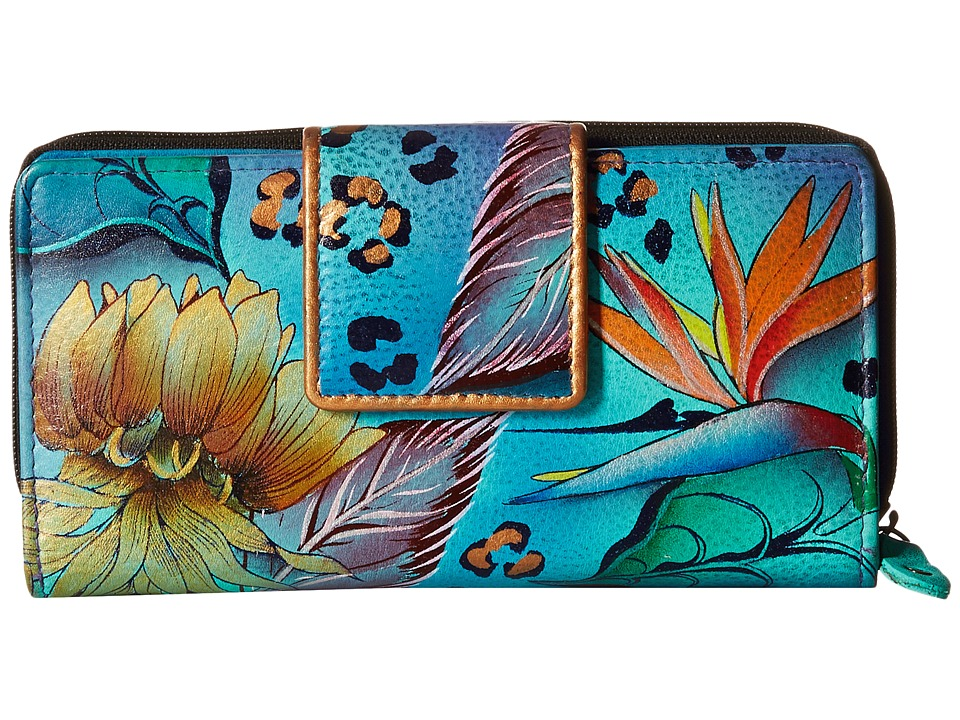 Image of Anuschka Handbags - 1120 (Tropical Dream) Handbags