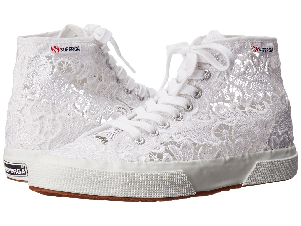 Superga - 2795 Macrame W (White) Women