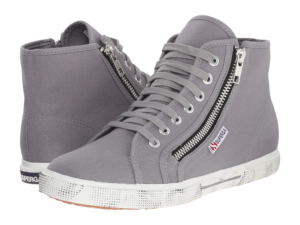 Superga - 2224 Cotdu (Grey Sage) Women